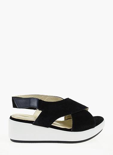 Divarese Sandalet Lacivert